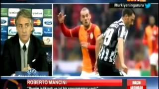 Galatasaray-Juventus 1-0 MAÇ SONU BASIN AÇIKLAMASI 11.12.2013