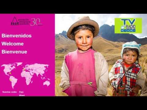 TVRM - ENTREVISTA a Alfonso Esterripa, presidente de PERU-USA Chamber of Commerce