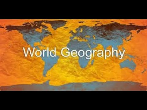 World Geography By Sonu Sir
