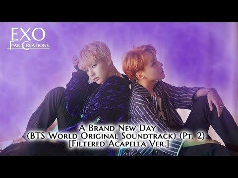 BTS - A Brand New Day (Acapella Ver.) [BTS World OST Pt. 2]