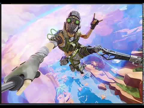 Octane Apex Legends Animated Wallpaper Youtube