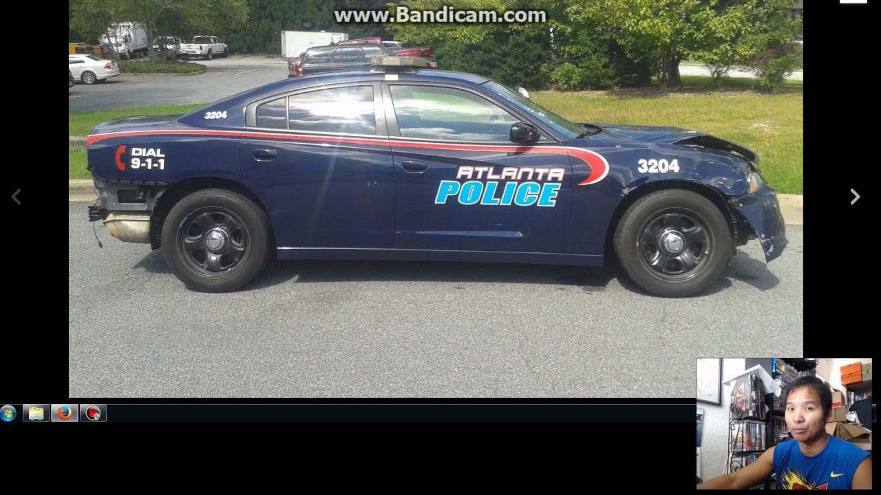 Buddy\'s 2011 Dodge Charger Police Car on Ebay (\
