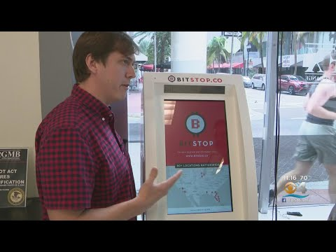 Local Bitcoin ATM Company Thriving Despite Price Of Coin Having Dropped