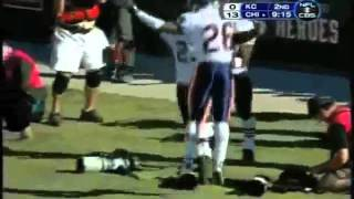 Devin Hester All 19 returns through 11-14-2011
