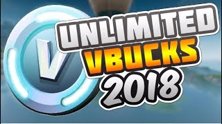 Fortnite battle royale unlimited vbucks glitch//working 2018!!!!