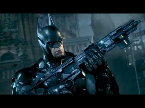 Batman Arkham Knight - Robin, Nightwing & Catwoman Gameplay Trailer (Batman Arkham Knight Gameplay)