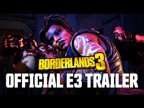 Borderlands 3 Official E3 Trailer - We Are Mayhem
