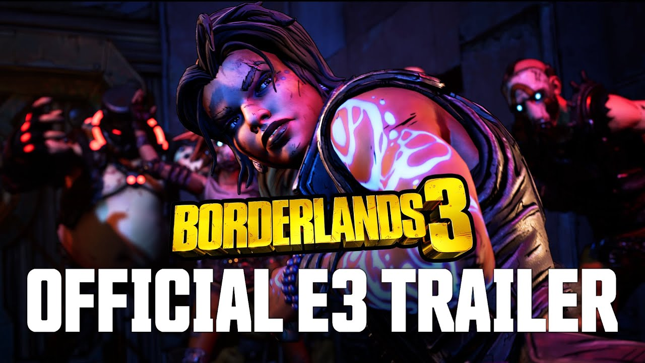 Borderlands 3 Official E3 Trailer - We Are Mayhem image