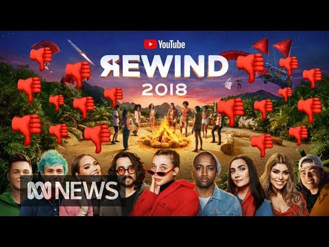 Why does everyone hate YouTube Rewind 2018? | ABC News