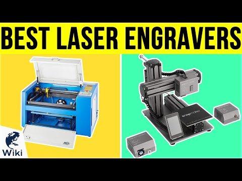 9 Best Laser Engravers 2019