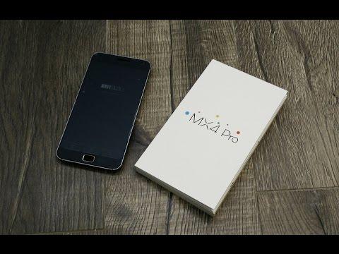 Обзор Meizu MX4 Pro
