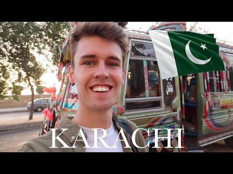 KARACHI, PAKISTAN 🇵🇰 I'M BACK IN PAKISTAN! 🇵🇰