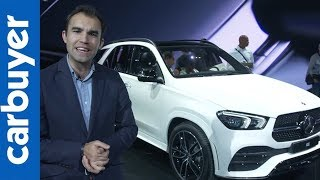 New Mercedes GLE – Paris Motor Show 2018 – Carbuyer