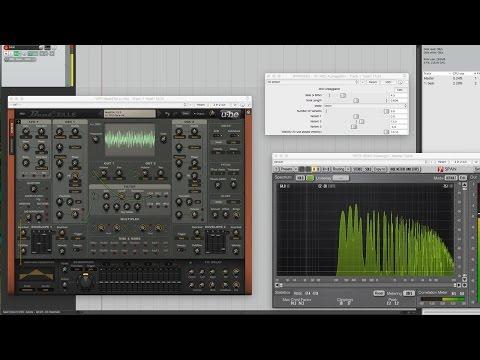 "U-HE Beatzille Preset – Software ""Modular"" Synthesizer (VST)"