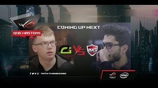 Optic Gaming vs WG.Unity Game 1 (BO2) ROG MASTER LAN FINALS