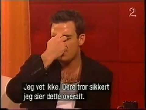 Robbie Williams @ Senkveld 2004 (Misunderstood, Interview, Angels)