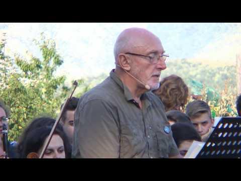 Paolo Rumiz, Igor Coretti Kuret e European Spirit of Youth Orchestra – 29 luglio 2017