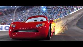 【先行公開】レーシング・スポーツ・ネットワーク/ロイとエリカの名シーンをもう一度~驚きの舌出しゴール~【カーズ CARS】