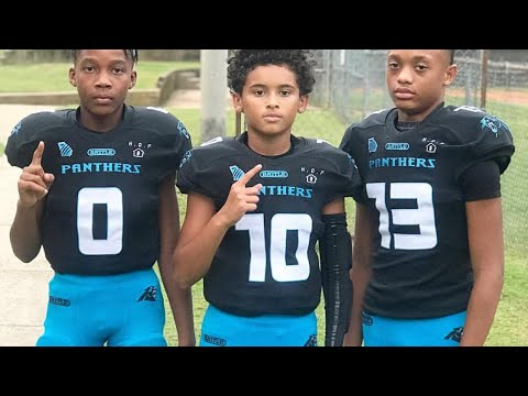 10U Blowout game | Welcome All Panthers Destroy the South Carolina Titans