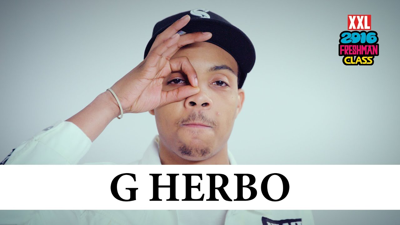 G Herbo Profile Interview XXL Freshman 2016 YouTube
