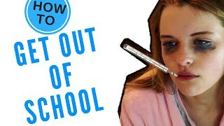 Gambar cover LIFE HACKS - HOW TO GET A DAY OFF SCHOOL || Sabre Norris