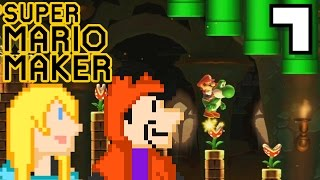 AFTER THIS, EXPERT LEVELS!!!! (100 LIVES CHALLENGE) | Super Mario Maker #7