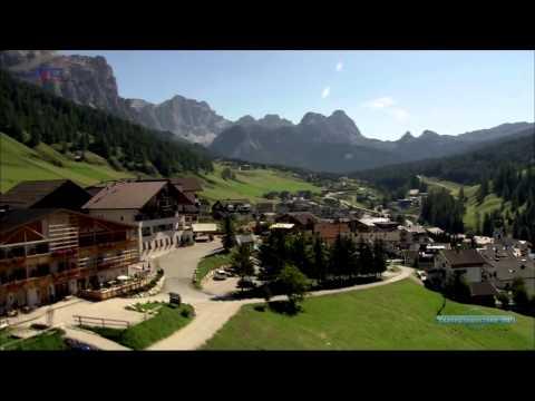 Прекрасная Италия - Альто-Адидже, Южный Тироль - из Валле Аурина в Швейцарские Альпы