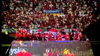 Especial celebración campeón UEFA Europa League Sevilla F.C 2015