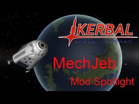 MechJeb V.2.2.1 Mod Spotlight