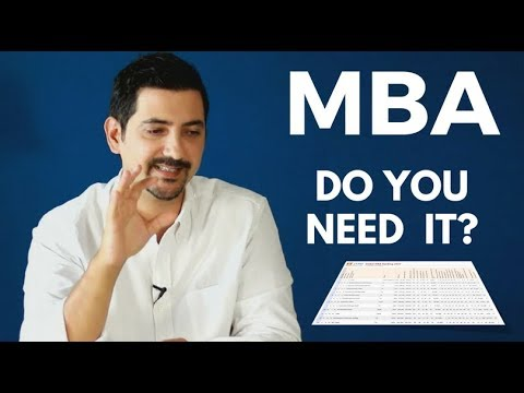 MBA Is It Right For You? - YouTube