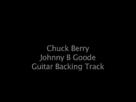 No.2 Chuck Berry - Johnny B Goode, Part 3 Backing Track