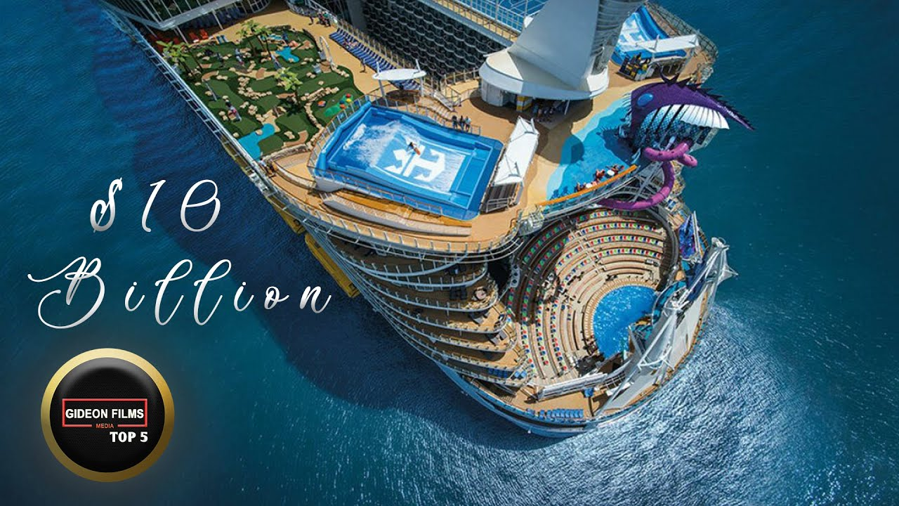 5 Most Expensive Cruise Ships in the World | World's ...