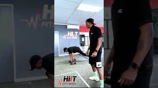 HIIT Fitness Form Friday: Devils Press