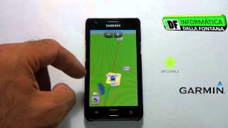 Garmin en Android 4.1.2