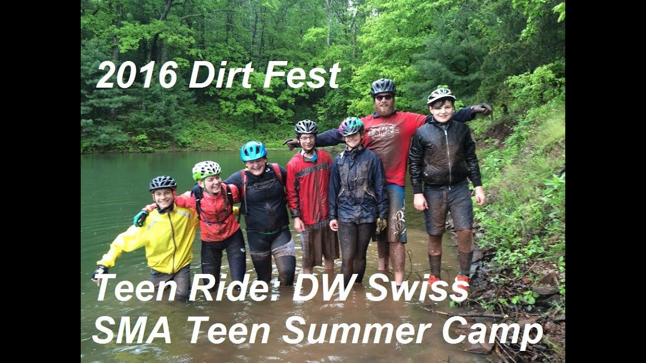 '16 Dirt Fest Teen Ride - SMA Teen Summer Camp, Stone ...