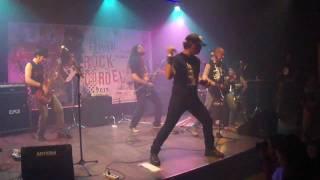 "Darkside - ""Born For War"" - VI Rock Cordel - 25/01/2012 [HD]"
