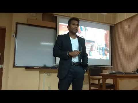 IITB Aavriti'18 Industrial Talk - Sajan Mathew (Tata Communications)