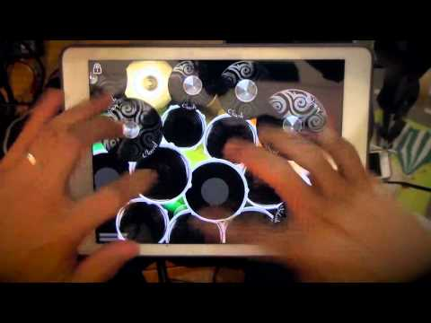 System Of A Down  IEAIAIO iPad Drum  25