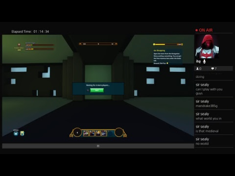 Trove with damian Miller gaming