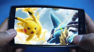 Novo Jogo do POKEMON Para Android 2016 -Pokemon Remake
