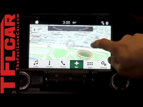 ford 39 s sync 3 infotainment system what you need to know. Black Bedroom Furniture Sets. Home Design Ideas