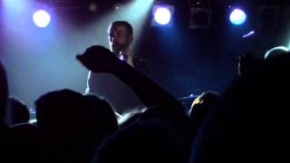 Paradise Lost - Tragic Idol, live at Debaser Slussen 2012