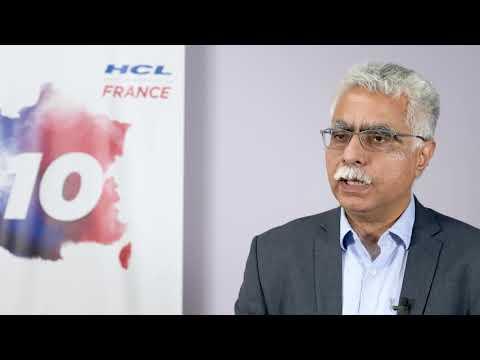 Rajeev Nanda - 10 Years in France | HCL Technologies
