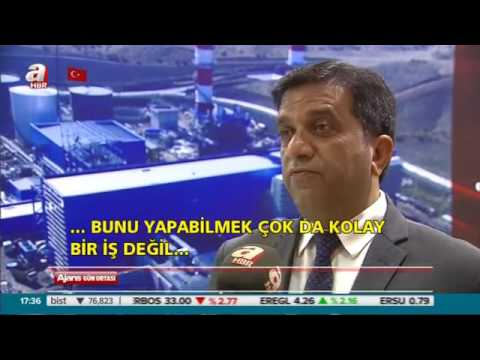 Interview with Abid Hussain Malik - CEO of ACWAPOWER TURKEY at World Energy Congress Istanbul
