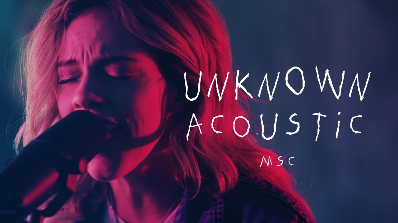 Mosaic Msc Unknown Official Acoustic Video Live Youtube
