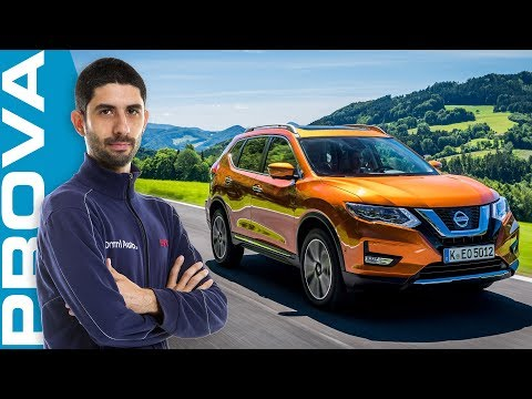 Nissan X-Trail restyling | per chi al crossover preferisce il SUV