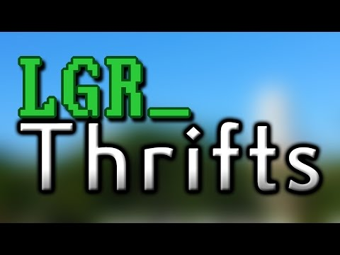 LGR - Thrifts [Ep.10] Lost Ark, Piedmont Pickups