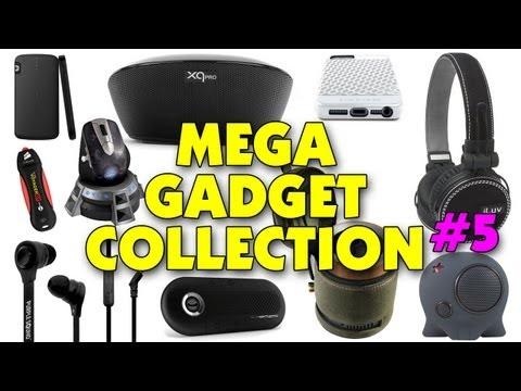 Mega Gadget Collection #5 Audio Special & more