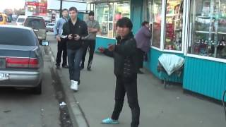 Танец в Улан-Удэ