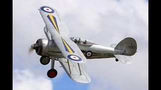 Gladiator - The Forgotten Battle of Britain Fighter